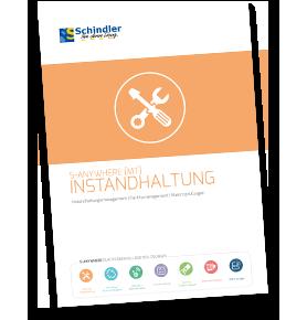 Mehr Informationen zu S-ANYWHERE - Die Instandhaltungssoftware der Schindler Solutions GmbH